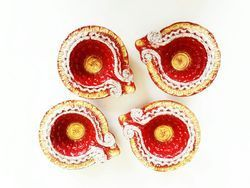 Decorative Diwali Diya