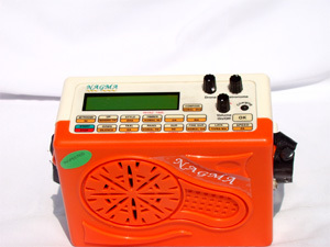 Musical Instrument Nagma