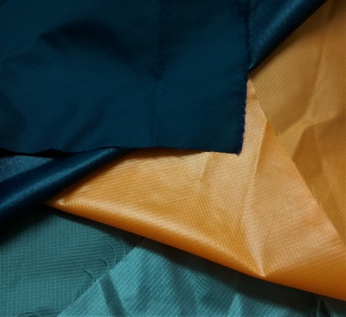 Nylon Cire Fabrics