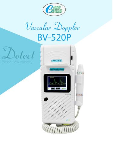 Portable Vascular Doppler With Printer (BV-520P)