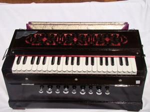 Vertical Harmonium
