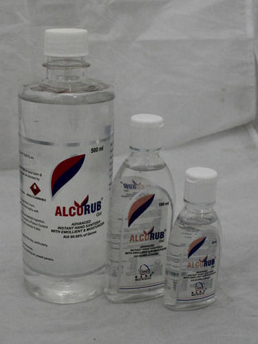 Buy Alcorub Hand Sanitizer 50 Ml Pack Of 4 Online At Low Prices