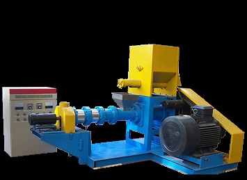 Dry Type Fish Feed Extruder - Fish Feed Pellets