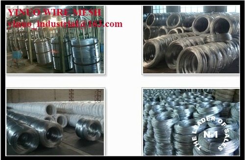 Galvanized Iron Wires in   Tianjin