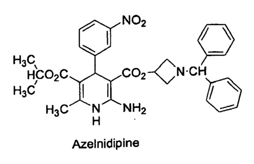 Azelnidipine Jp/Ip/Ih
