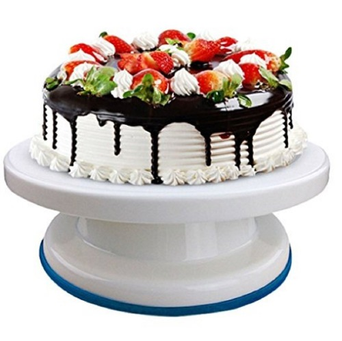 Cake Decorating Stand Turntable - Omnisleep Solutions, No