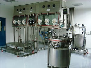 Isoklenz Dispensing And Compounding Isolator