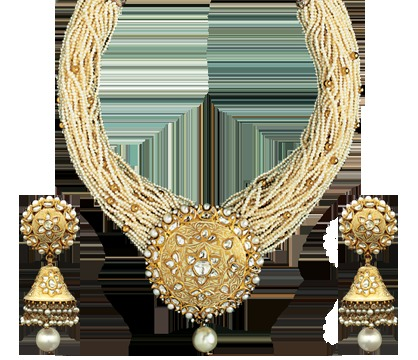 Jadau Jewellery in  Bhoiwada-Bhuleshwar