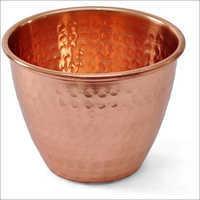 Mint Julep Copper Metal Cups