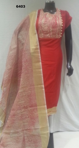 Comfortable Cotton Suit in  Chandni Chowk