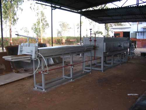 Controlled Atmosphere, Conveyor/ Pusher Type Continuous Sintering Reduction and Annealing Furnaces