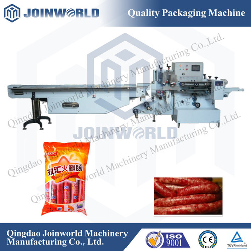 Automatic Ham Sausage Bacon Packing Machines