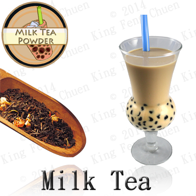 Bubble Tea Powder Certifications: Iso22000