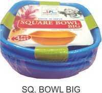 Plastic Serving Bowl