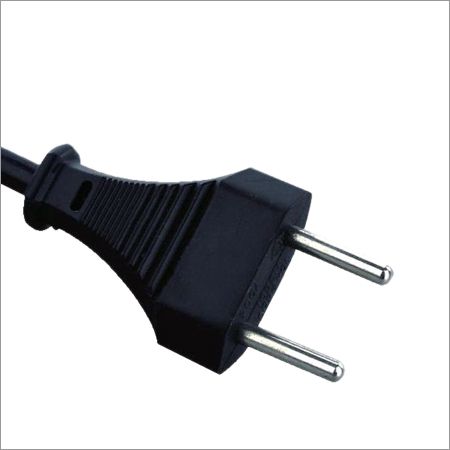 2 Pin Power Cord Certifications: Iso  9001-2008