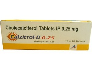 Cholecalciferol Tab