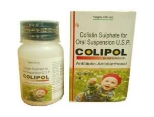 Colipol Oral Suspensions