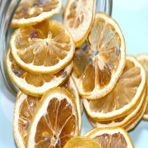 Dehydrated Lemon