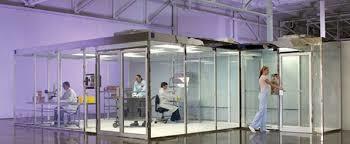 Durable Modular Clean Room
