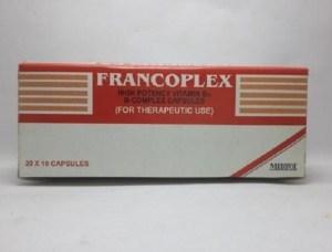 Francoplex Capsules