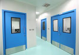 Rigid Clean Room Door