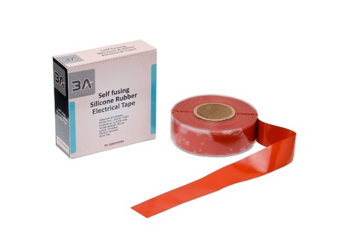 Self Fusing Silicone Rubber Tapes in  Malad (W)