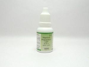 Vitamin E Preparation Usp