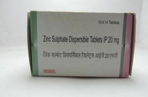 Zinc Sulphate Dispersible