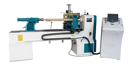 Durable CNC Column Making Machine