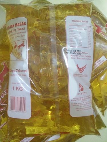 Edible Malaysia RBD Cooking Palm Oil