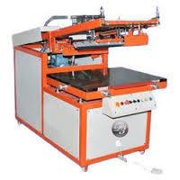 Precisely Engineered Screen Printing Machine