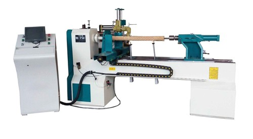 Quality Approved CNC Wood Turning Machine