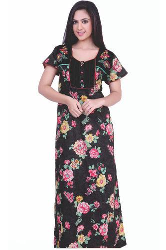 Designer Sleepwear Womens Night Gowns in Madurai a09e9b728c