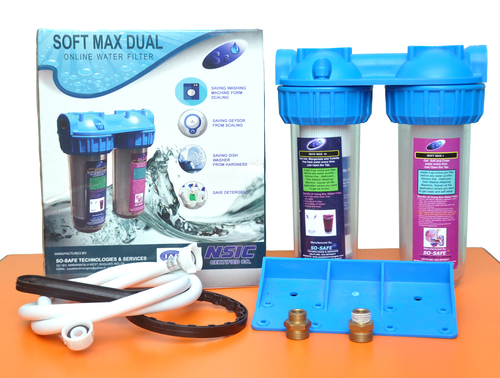 Soft Max Dual Water Filter