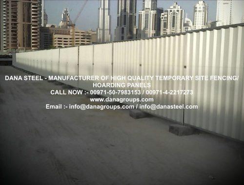 Metal Hoarding Panels
