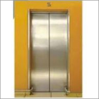 Centre Opening Fully Automatic Lift Door