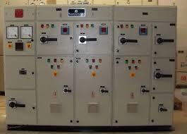 Electrical Power Control Centre Panel