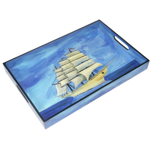 Top Quality Wooden Printed Trays