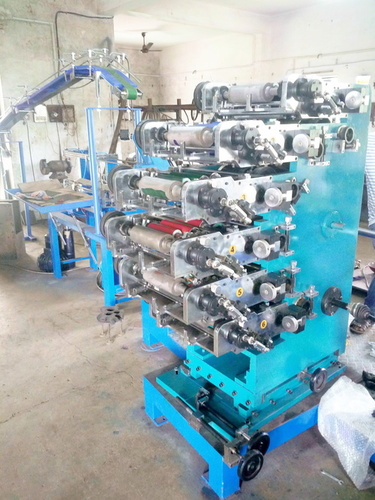 Automatic Dry Offset Printing Machine