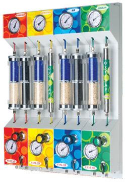 Gas Handling Purification System Model GHS-Plus-XX
