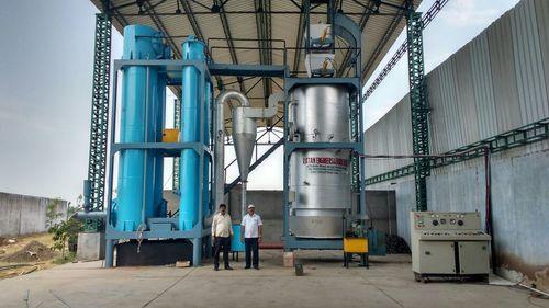 Gasifier Updraft Multi Fuel Plant