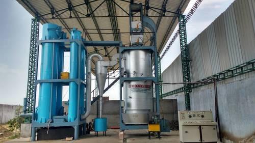 Gasifier Updraft Plant