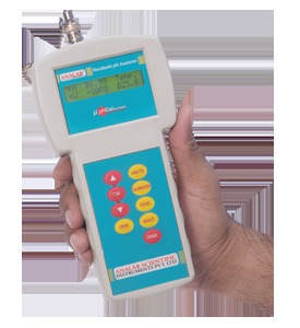 Handheld Conductivity TDS ºC Analyzer Model µConCal Handheld