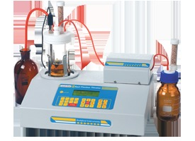 Karl Fischer Titrator Model µAquaCal100 in  Ajwa Road  (Vdr)