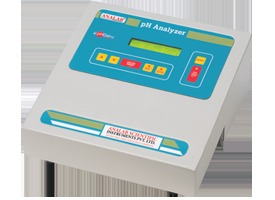 pH / mV / ºC / ORP Analyzer Model µpHCal10 Three Point Calibration
