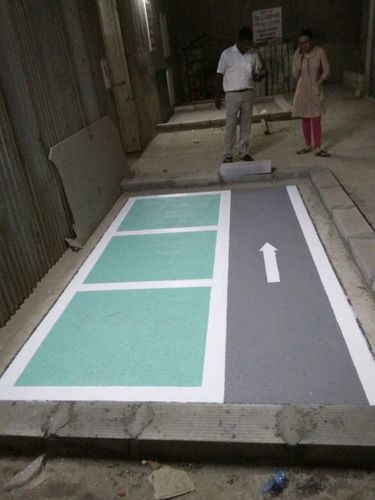 Multi Level Car Park Flooring System (Epoxy and PU Coating)