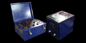 Secondary Injection Relay Test Set Three Phase