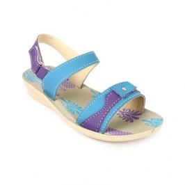 Trendy Design Printed Girls Sandals