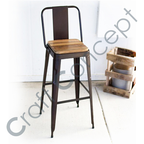 Wooden Top Bar Chair