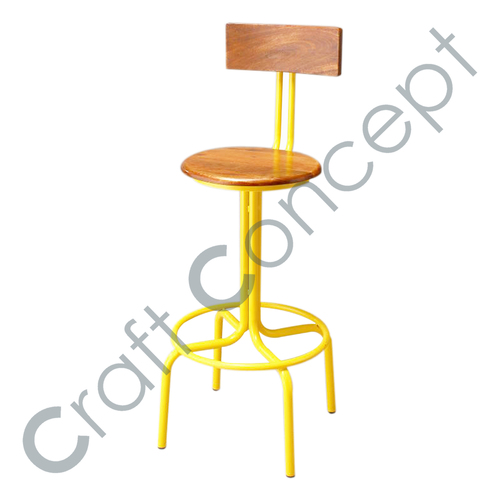 Yellow Bar Chair